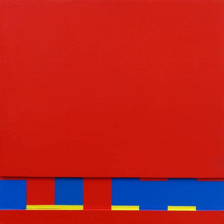 Décalage, 2007, 50 x 51cm